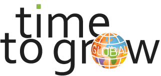 Time To Grow Global Logo